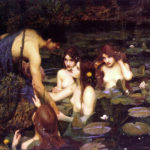 Hylas and the Nymphs by J.W. Waterhouse